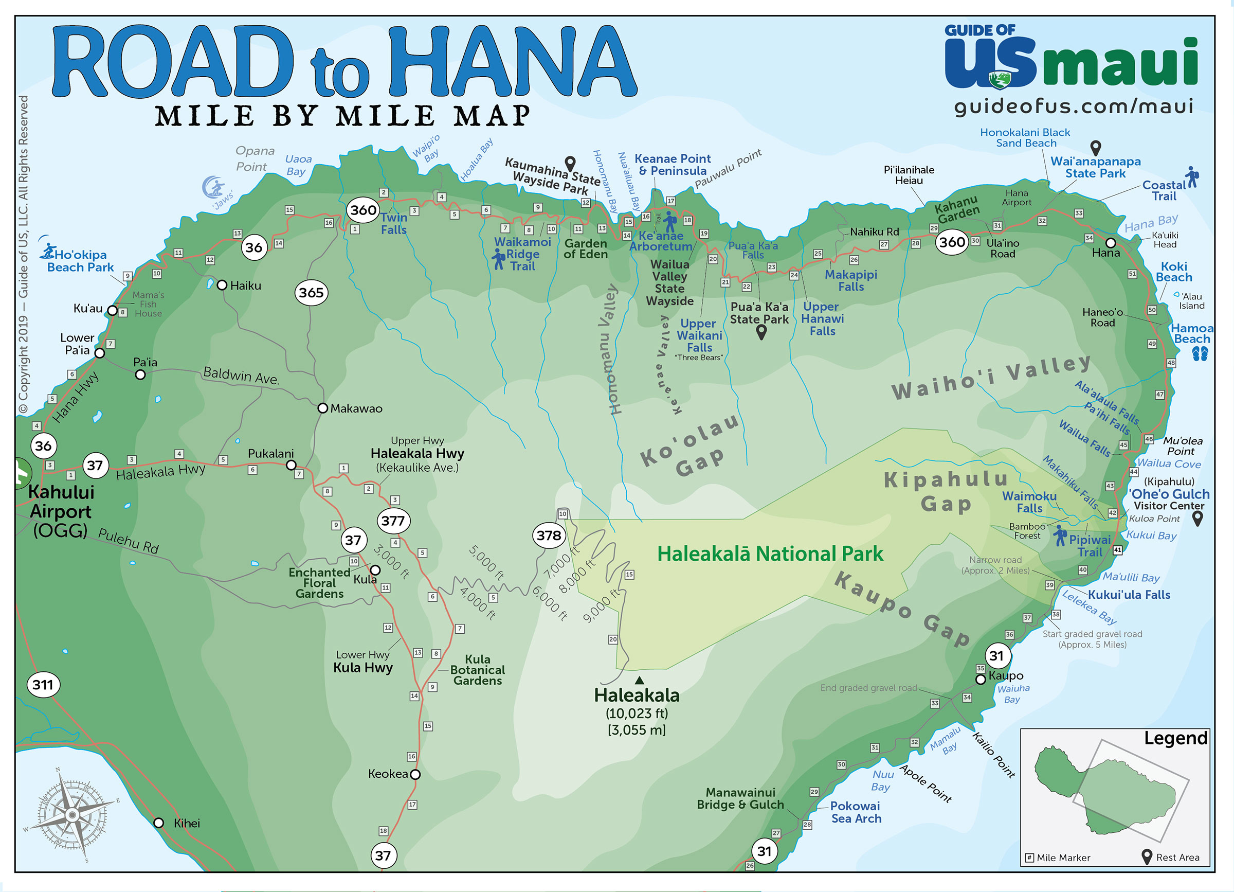 Road to Hana | Maui Hawaii
