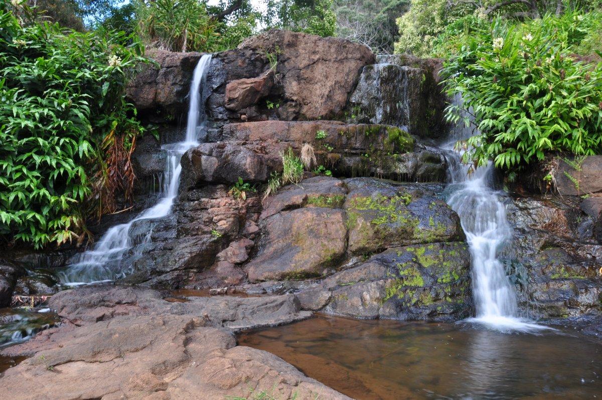 The 2nd Loveliest Waterfall