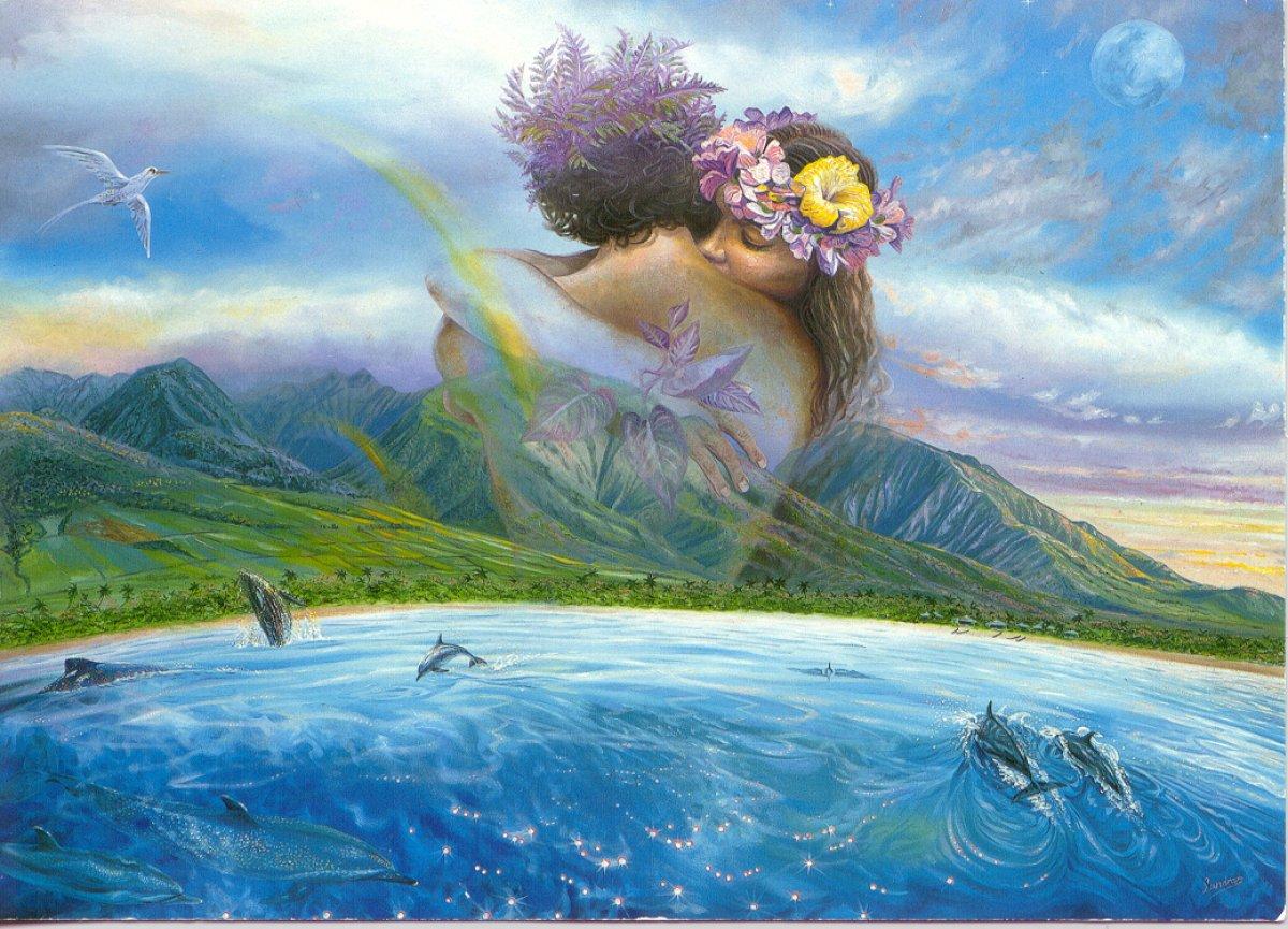 Hawaiian Spirituality Life Within The Ahupua A