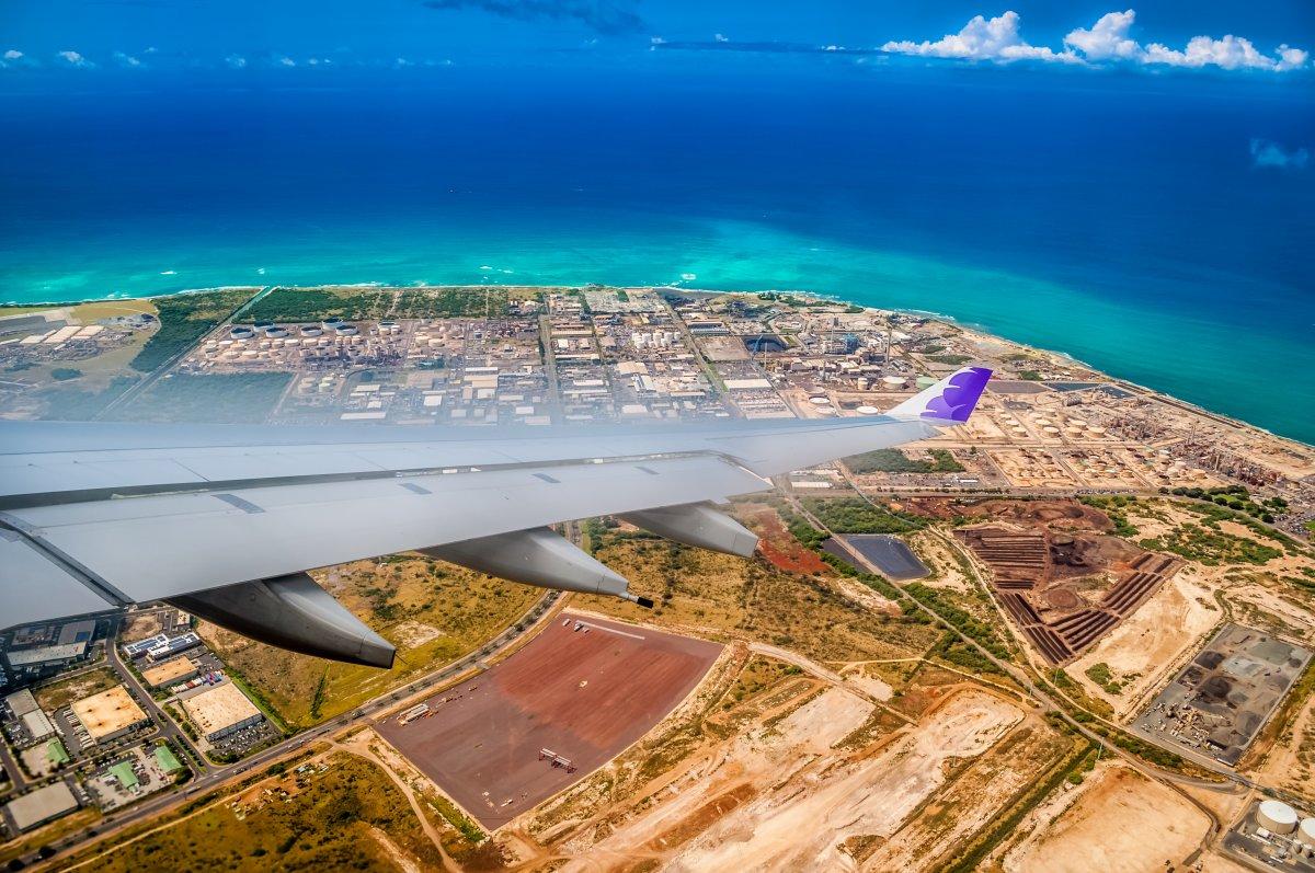 Aeroport Big Island