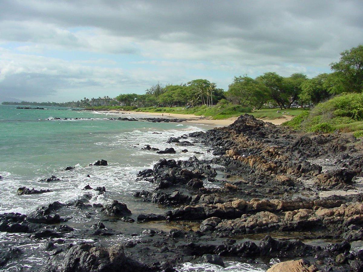 kihei town maui hawaii