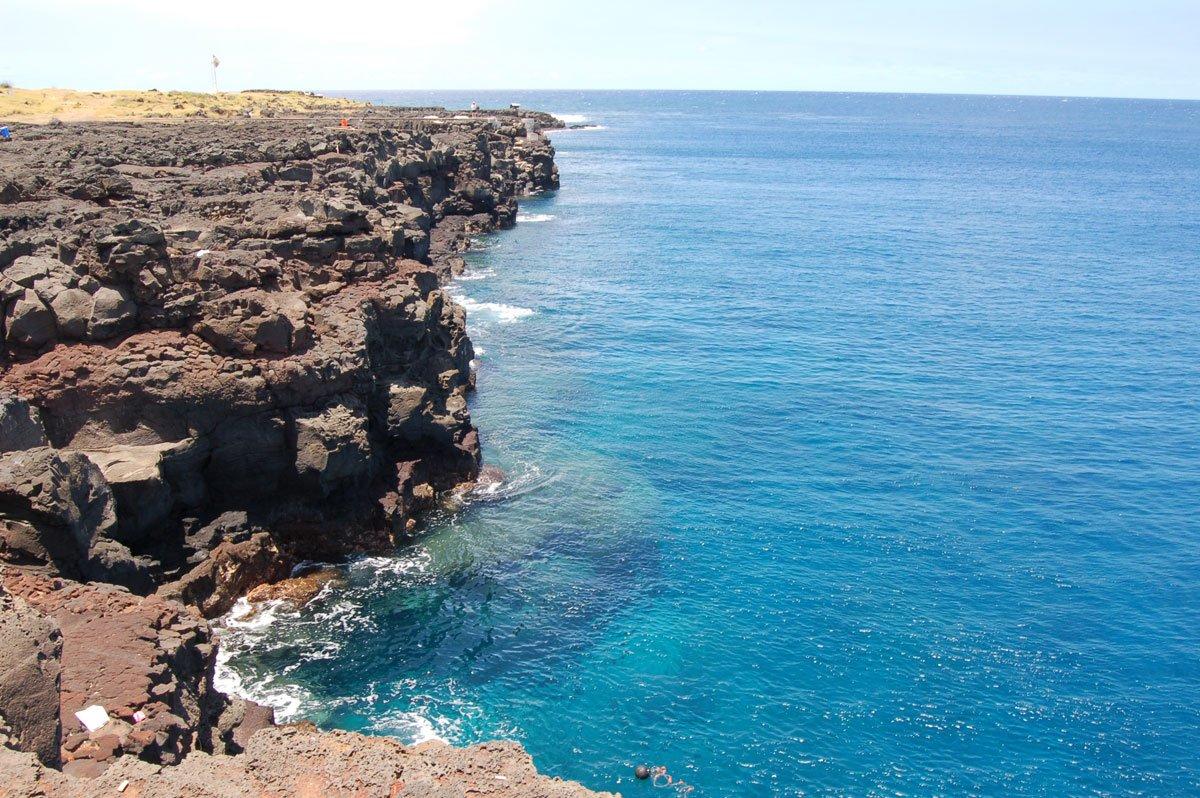 South Point At Ka Lae Big Island Of Hawaii