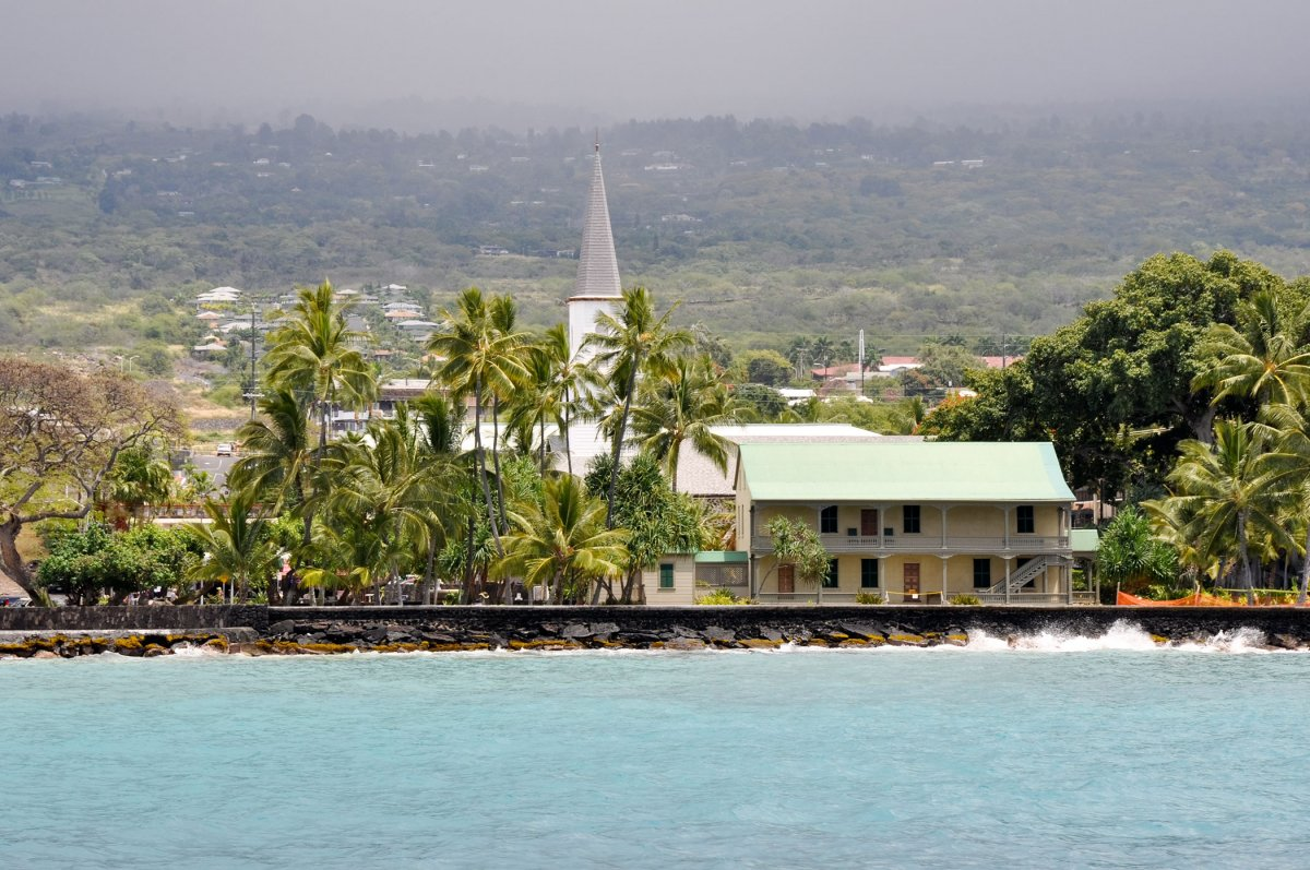Top 5 Things to Do in Kona