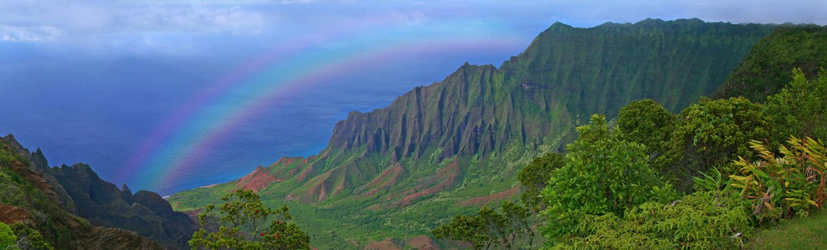 Cloudy and rainy season in KAUAI Island! - YouTube