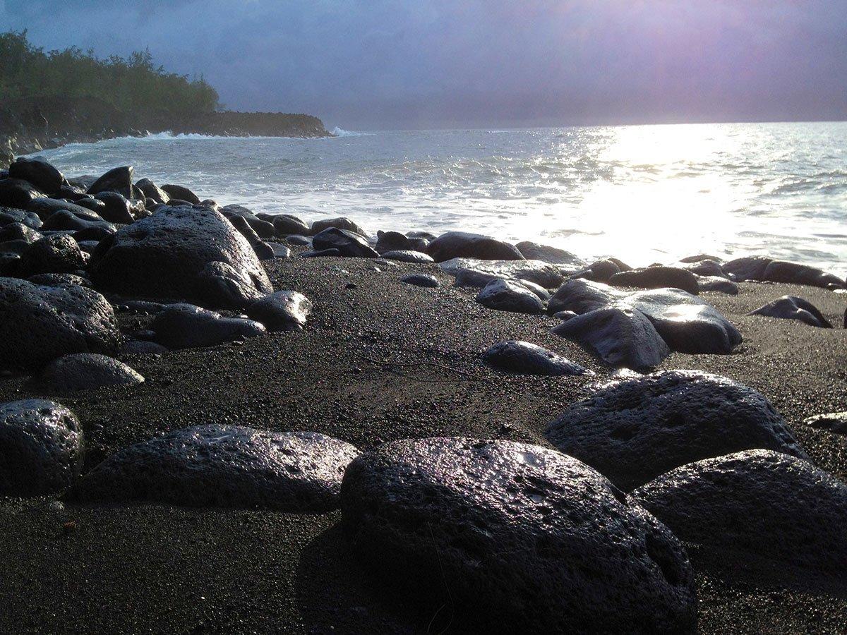 Hawaii Experience Kehena Beach Big Island