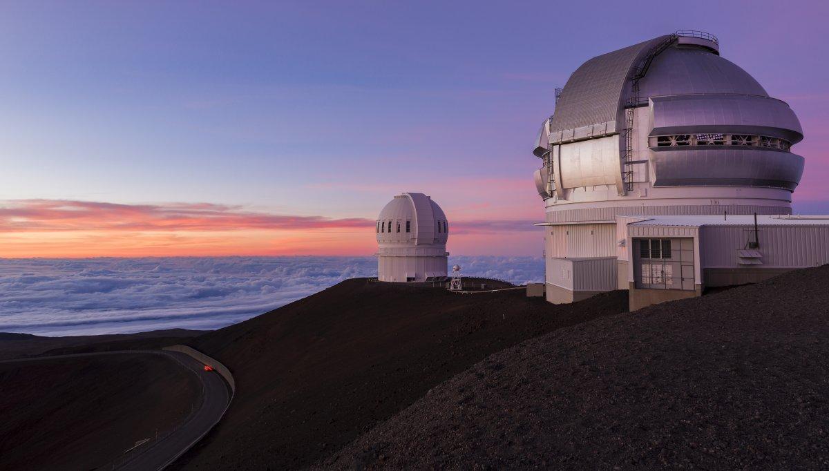 Mauna Kea Big Island Of Hawaii