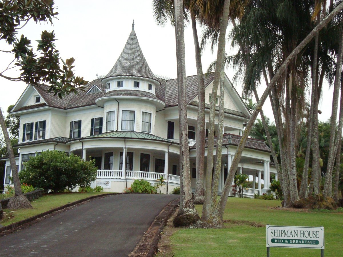 Hawaii historical homes for Hawaii home building packages